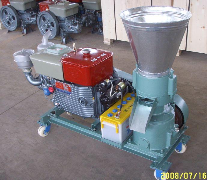 Biomass pellet machine make wood pellets and