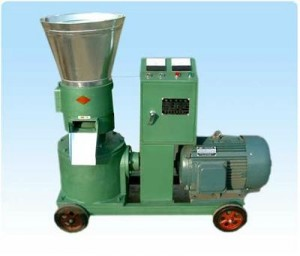 Pellet Mill Wood Biomass