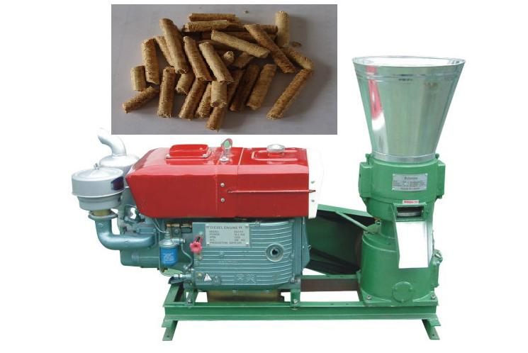 heat stove pellet mill
